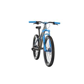 """NS Bikes Clash JR - Vélo junior Enfant - 24"""" gris/bleu"""